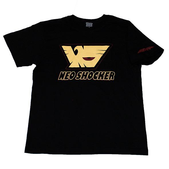 仮面ライダー「ネオショッカーマーク」Tシャツ(ブラック)