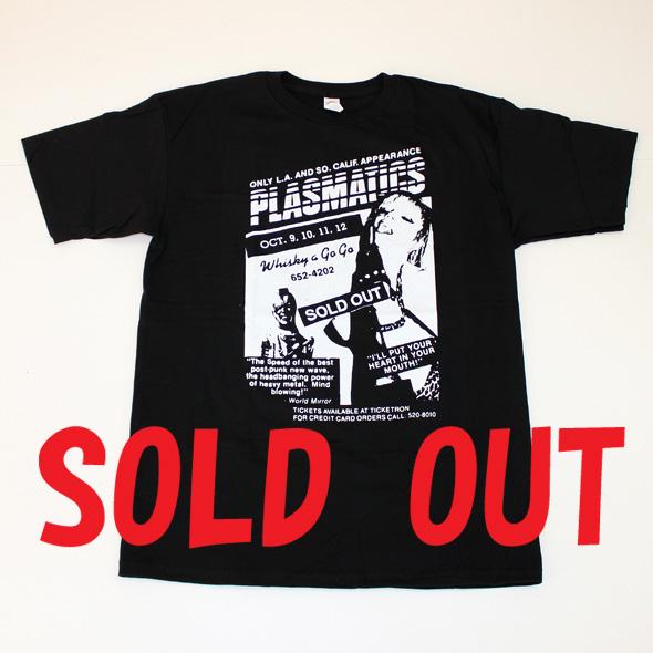 Plasmatics Punk Flyer(プラズマティックス パンクフライアー)