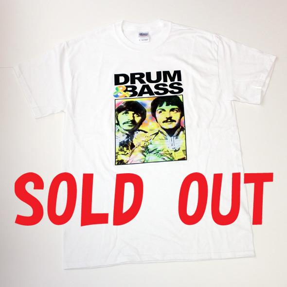 DRUM AND BASS T SHIRTS(ドラムアンドベースTシャツ)