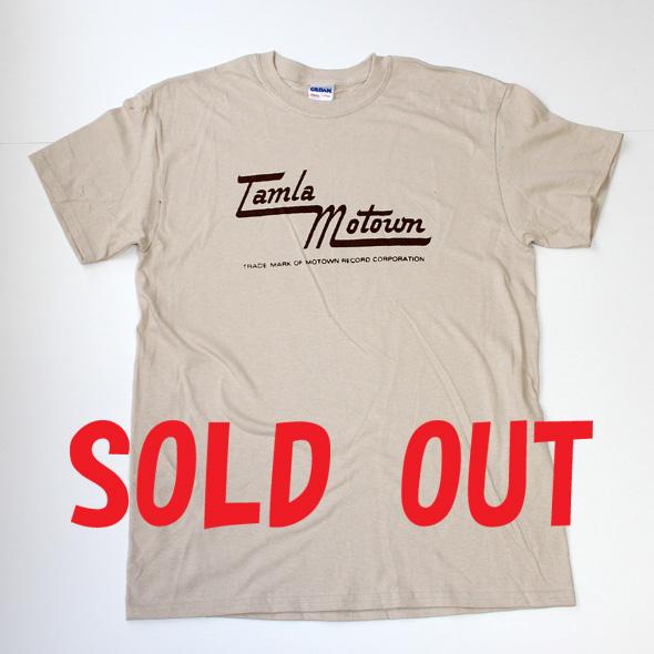 TAMILA MOTOWN T SHIRTS(タマラ モタウン )