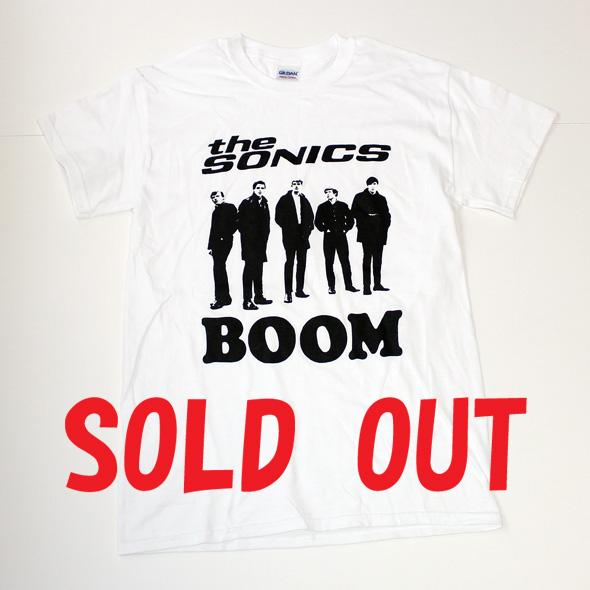 THE SONICS T-SHIRTS(ザ・ソニックス Tシャツ)