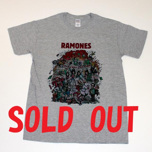 THE RAMONES T-SHIRTS(ラモーンズTシャツ)