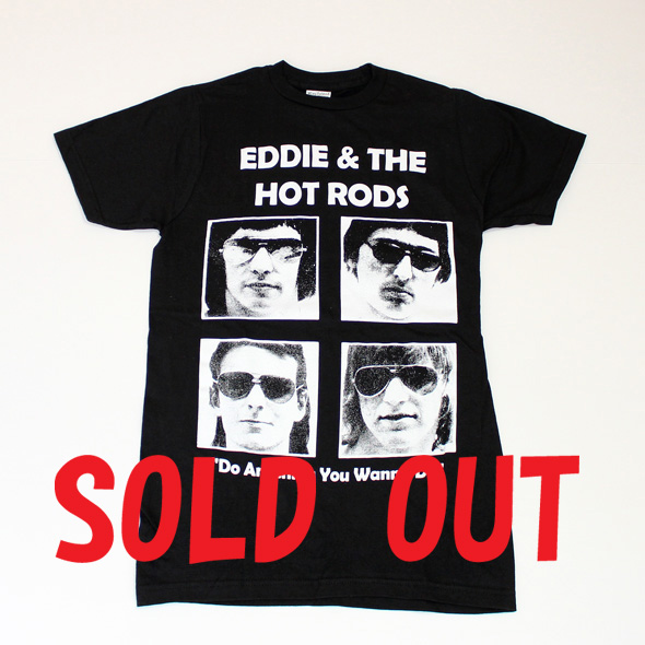 "Eddie and the Hot Rods ""Do Anything You Wanna Do"" (エディーアンドザホットロッズ)"