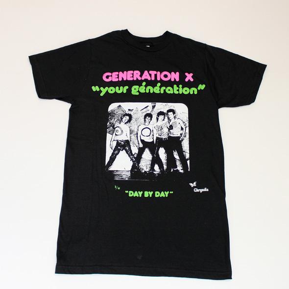"Generation X ""Your Generation""(ジェネレーションX ユアジェネレーション)"