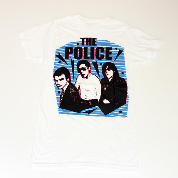 "Police, The ""Band"" (ポリス)"