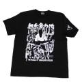 【DM便可】網走番外地(シリーズ)S/S Tシャツ(ブラック)