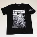 キカイダーTシャツ(ブラック)