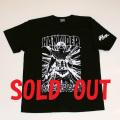 【DM便可】ハカイダーTシャツ(ブラック)