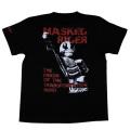 【DM便可】 仮面ライダー「MASKED RIDER」Tシャツ(ブラック)