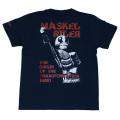 【DM便可】仮面ライダー「MASKED RIDER」Tシャツ(ネイビー)
