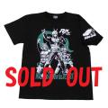 仮面ライダーBLACK RX「ポーズ」Tシャツ(ブラック)