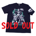 仮面ライダーBLACK RX「ポーズ」Tシャツ(ネイビー)