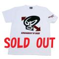 仮面ライダーX(GODマーク)Tシャツ(ホワイト)