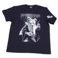 仮面ライダーストロンガ—「スパーク」Tシャツ(ネイビー)