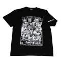仮面ライダー「昭和ライダー大集合」Tシャツ(ブラック)