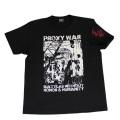 【DM便可】仁義なき戦い(PROXY WAR?)S/STシャツ(ブラック)