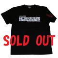 【DM便可】仁義なき戦い(シリーズ)S/S Tシャツ(ブラック)