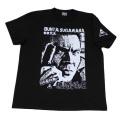 【DM便可】新仁義なき戦い(組長最後の日)Tシャツ(ブラック)