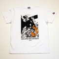 【DM便可】「仁義なき戦い」s/sTシャツ(ポスターWHITE)