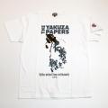 【DM便可】「仁義なき戦い」s/sTシャツ(THE YAKUZA PAPERS WHxblu)