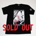 【DM便可】「仁義なき戦い」s/sTシャツ(PROXY WAR BLACK)
