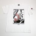 【DM便可】「仁義なき戦い」s/sTシャツ(PROXY WAR WHITE)