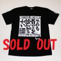 【DM便可】「仁義なき戦い」名セリフ半袖Tシャツ(そがな昔)ブラック