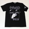 【DM便可】「まむしの兄弟」ロゴS/S Tシャツ(ブラック)