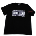 【DM便可】トラック野郎(望郷桃次郎)Tシャツ