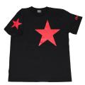 ★【予約商品9月上旬発売予定】トラック野郎(なんちゃって桃さん)Tシャツ(ブラック)