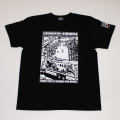 【DM便可】トラック野郎(決闘)S/S Tシャツ(ブラック)