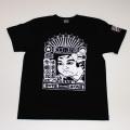 【DM便可】トラック野郎(桃次郎)S/S Tシャツ(ブラック)