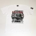 【DM便可】トラック野郎(一番星)S/S Tシャツ(ホワイト)