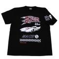 マッハGOGOGO「マッハ号」Tシャツ(ブラック)