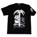 ヤッターマン「おだてぶた」Tシャツ(ブラック)