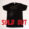 【DM便可】ロックTシャツ/KURT COBAIN(LEFT HANDED)/カートコバーン(レフトハンデッド)RCT121103