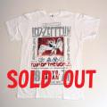 【DM便可】ロックTシャツ/LED ZEPPELIN(TOKYO 71)レッドツェッペリン(トーキョー71)RCT121104