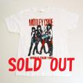 【DM便可】ロックTシャツ/MOTLEY CREW(VINTAGE WORLD TOUR)/モトリークルー(ヴィンテージワールドツアー)RCT121108