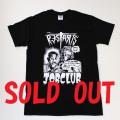 【DM便可】THE RESTARTS PUNK T-SHIRTS(ザ・レストアーツ パンク Tシャツ)
