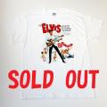 【DM便可】ELVIS PRESLEY SPINOUT T-SHIRTS(エルヴィス プレスリー スピンアウトTシャツ)