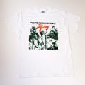 【DM便可】THE TUBES WHITE PUNKS ON DOPE T-SHIRTS(チューブス ホワイト パンクス オンドープTシャツ)