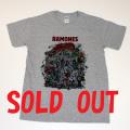【DM便可】THE RAMONES T-SHIRTS(ラモーンズTシャツ)