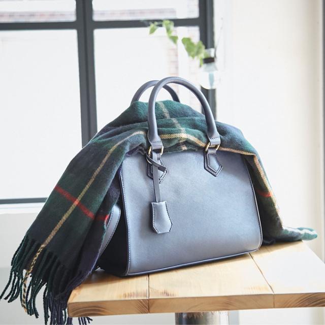 ≪AneCan 11月号掲載≫【Square 2way bag】レディース スクエア バッグ