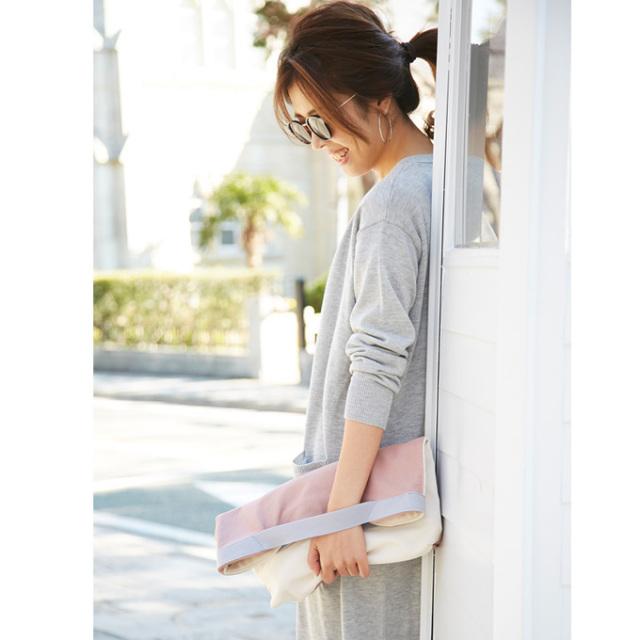 3月27日午前0:00再販!モデルSayakaコラボ【3way canvas bag】レディース バッグ