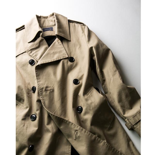 9月4日午前0:00再販!AneCan2月号掲載《CLASSY.1月号掲載》《CLASSY.12月号掲載》&.NOSTALGIA Luxe line【Trench coat】