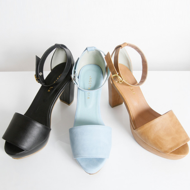 ≪CLASSY.7月号掲載≫【Ankle strap sandal】レディース サンダル*SALE品につき返品/交換/注文確定後の変更キャンセル不可*
