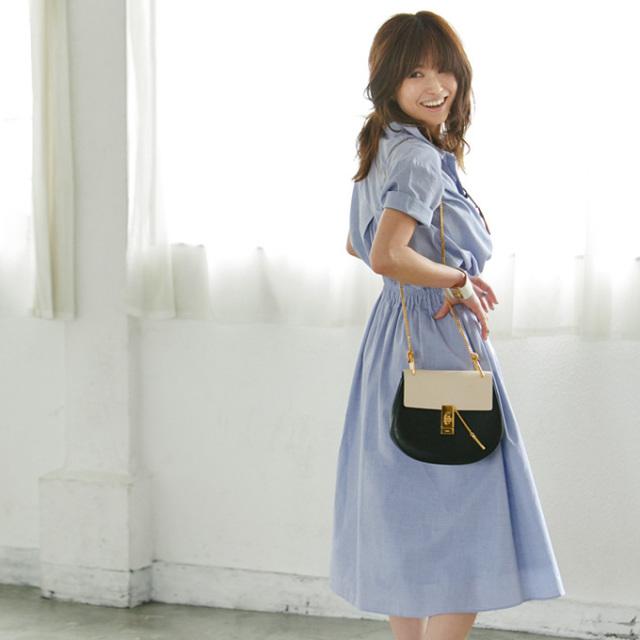 7月8日午前0:00再販!斎藤寛子コラボ【Shirt & skirt set up】レディース セットアップ