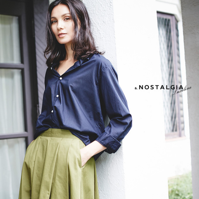 【Made in Japan shirt】 シャツ 日本製 *SALE品につき返品/交換/注文確定後の変更キャンセル不可*