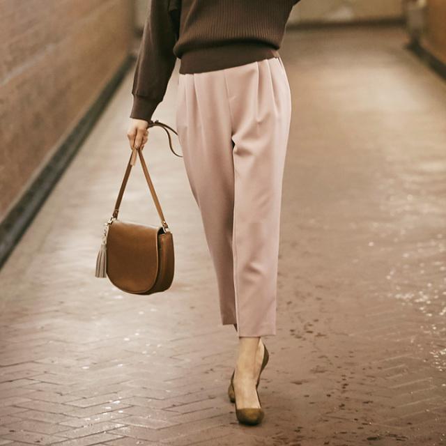 【Waist design pants】レディース  ウエスト デザイン パンツ *SALE品につき返品/交換/注文確定後の変更キャンセル不可*