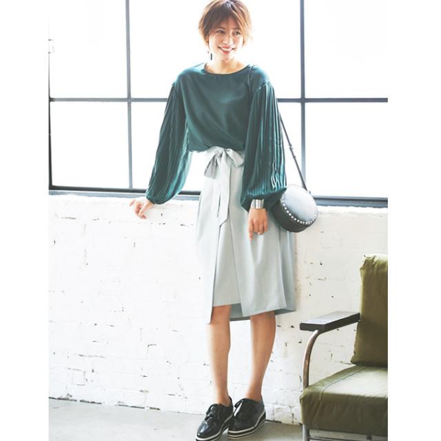 【Cocoon skirt】コクーン スカート